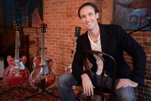 Brad Myrick - music instructor