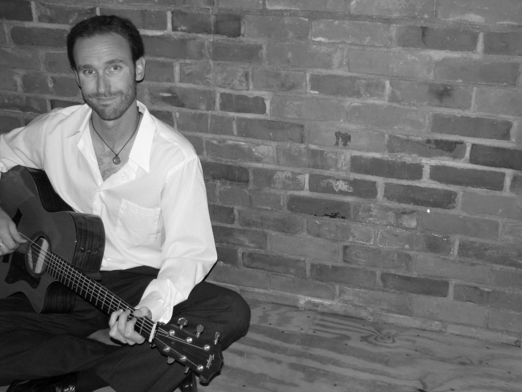 Brad Myrick solo guitar