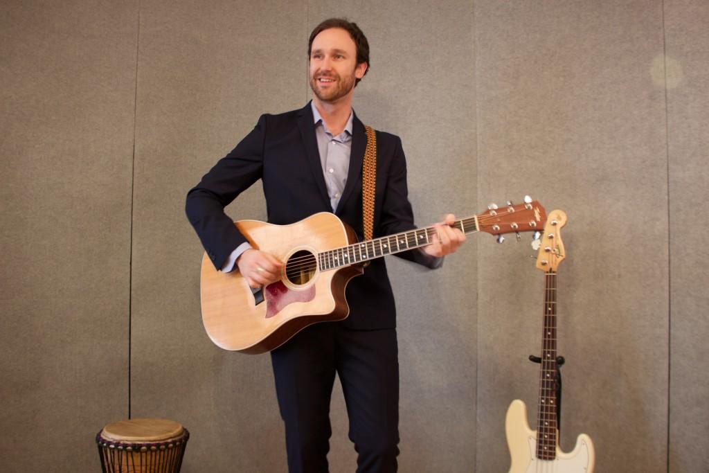 Brad Myrick - NH acoustic music